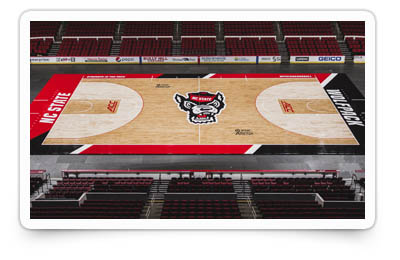 Horner Sports Flooring The Global Leader In Basketball Flooring - Used basketball court flooring for sale