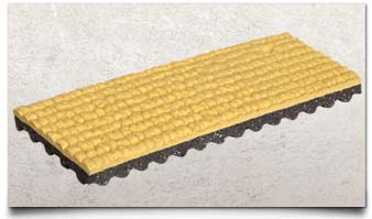 Dual Durometer, High Performance Rubber Flooring System Placeholder Image